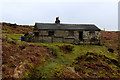 SD7163 : Shooting Hut above Barclays Gill Syke (3) by Chris Heaton