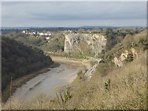 ST5673 : Avon Gorge by Oliver Dixon