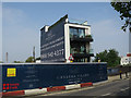 TQ2676 : Chelsea Island show apartments by Hugh Venables