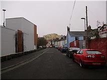 SY6778 : Weston Road by John Stephen