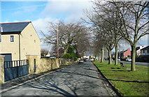 SE1321 : Crowtrees Lane, Rastrick by Humphrey Bolton