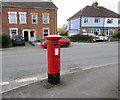 ST7848 : King George VI pillarbox on a Frome corner by Jaggery