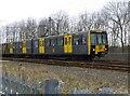 NZ2168 : Newcastle Metro Railway by Russel Wills