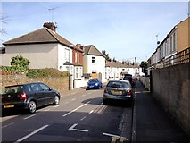 TQ7668 : Stafford Street, Gillingham by Chris Whippet