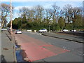 SP0491 : Junction of College Road with Friary Road by Richard Law
