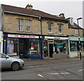 ST7364 : Ivy Nails & Beauty, Oldfield Park, Bath by Jaggery