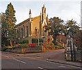 TQ3194 : St Paul's Church, Winchmore Hill by Julian Osley