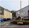 ST7847 : Units list sign, Wallbridge Industrial Estate, Frome by Jaggery