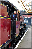SD8010 : Hughes Crab No. 13065 at Bury Bolton Street Station by Chris Allen