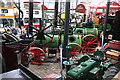 SD8010 : Bury Transport Museum - Marshall portable engines by Chris Allen