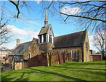 TQ2273 : St Joseph, Roehampton Lane, Roehampton, SW15 by John Salmon