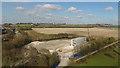 SU4928 : Chilcomb Park development underway by Peter Facey