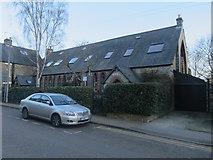 TL4658 : Old school on Norfolk Street by Hugh Venables