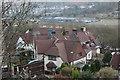 SO1607 : Overlooking York Avenue, Garden City, Ebbw Vale by M J Roscoe