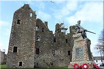 NX6851 : MacLellan's Castle, Kirkcudbright by Billy McCrorie