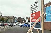 J3674 : Development site, 65 Holywood Road, Belfast - March 2017(1) by Albert Bridge