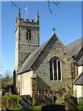 SP2545 : Halford church by Philip Halling