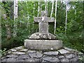 NH3734 : Holy well of St Ignatius by Richard Webb