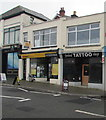 SS8176 : Jinked Tattoo shop in Porthcawl by Jaggery