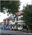 "TQ2105 : ""The Crab Tree"" public house, Shoreham-by-Sea by Julian Osley"