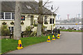 SX4553 : Edgcumbe Arms, Cremyll by Stephen McKay