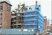 J3473 : Sussex Place Apartments, Belfast (March 2017) by Albert Bridge