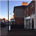 SP3265 : Old advertising sign, Clemens Street, Old Town, Leamington by Robin Stott