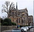 TQ0107 : Arundel Cathedral by PAUL FARMER
