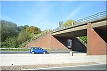 ST0104 : Overbridge, M5 by N Chadwick