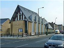 TQ4077 : Sunfields Methodist Church by Robin Webster
