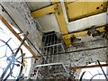 SJ9494 : Inside the clock tower by Gerald England