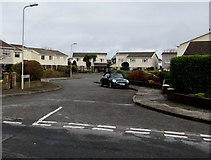 SS8178 : Wigeon Close, Porthcawl by Jaggery