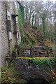 NO1746 : Millwheel, Oakbank Mill by Ian Taylor