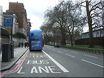 TQ2780 : Park Lane (A4202) by JThomas
