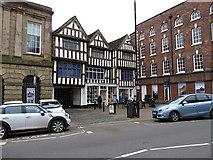 SO7875 : 13 & 14 Load Street in Bewdley by Richard Law