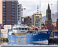 J3475 : The 'Rona' at Belfast by Rossographer