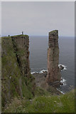 HY1700 : The Old Man of Hoy by Malcolm Neal