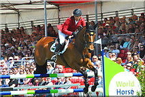 ST8083 : Badminton Horse Trials, Gloucestershire 2016 by Ray Bird