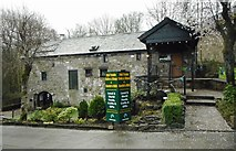 NS5574 : Gavin's Mill by Richard Sutcliffe