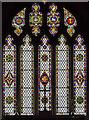 TA0977 : East window, All Saints' church, Hunmanby by Julian P Guffogg