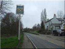 TL1614 : Lower Luton Road (B653) by JThomas
