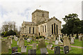 TA1181 : St Oswald's church, Filey by Julian P Guffogg