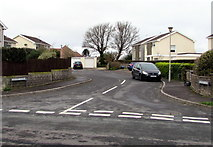 SS8178 : Bardsey Close,  Nottage, Porthcawl by Jaggery