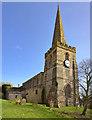 SE7984 : Ss Peter & Paul church, Pickering by Julian P Guffogg