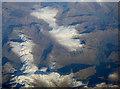 NY2407 : Angle Tarn from the air by Thomas Nugent