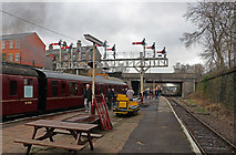 SD8010 : Bury Bolton Street Station by Chris Allen