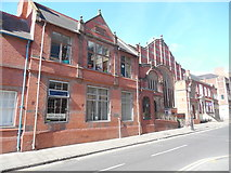 SJ4066 : Wesley Methodist Church, Chester by David Hillas
