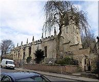 SE5952 : St. Olave's Church, Marygate by PAUL FARMER