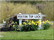 SP6989 : Foxton Top Lock by Mat Fascione