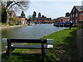 SP7287 : Market Harborough Canal Basin by Mat Fascione